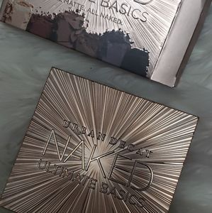 Urban decay Naked ultimate basics New in box
